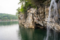 Rock Climbing Photo: Pirate's Cove