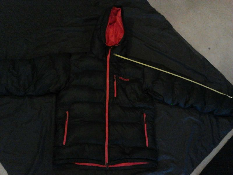 Marmot Zeus hooded jacket