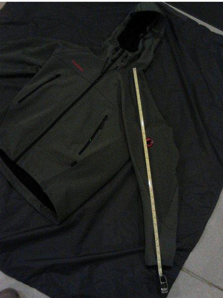 Mammut Laser softshell jacket