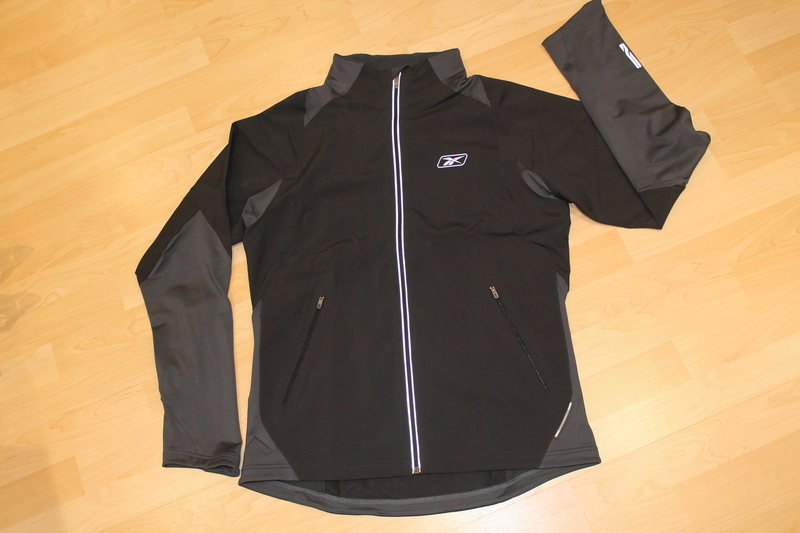 NEW Reebok Premier Running Soft Shell size M<br> 35$ (retail 125$)