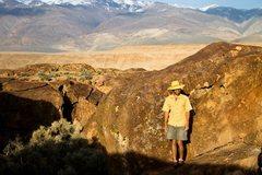 Rock Climbing Photo: Tablelands, Bishop Area