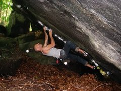 "Rock Climbing Photo: ""Magic Carpet"""