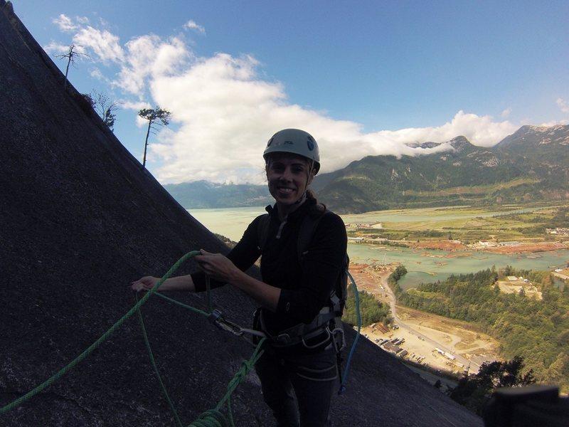 Rock Climbing Photo: The Chief - Squamish BC