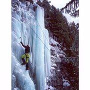 Rock Climbing Photo: East Vail, CO