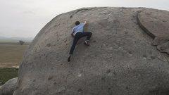 Rock Climbing Photo: Sense of Place