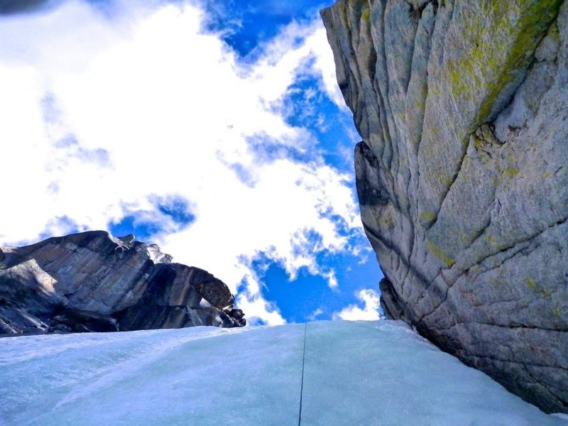 Top pitch of Moonage Daydream February 2013.