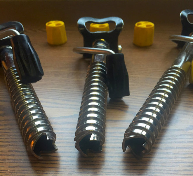 Grivel 360 Screws