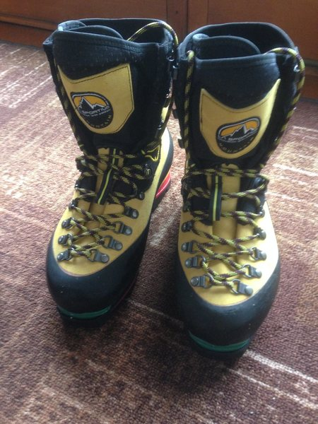 Rock Climbing Photo: These boots