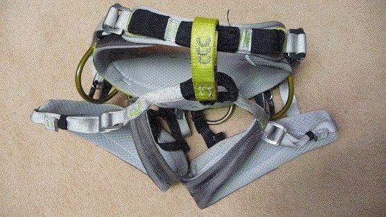 Rock Climbing Photo: Harness1