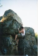 Rock Climbing Photo: Pt.3