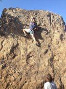 Little Half Dome (V2) Summer 2015