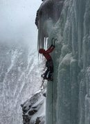 Rock Climbing Photo: Every once in a while the second pitch comes in st...