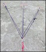 Rock Climbing Photo: 3 point x