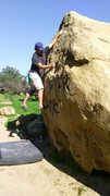 Rock Climbing Photo: Nice Easy fun V0.