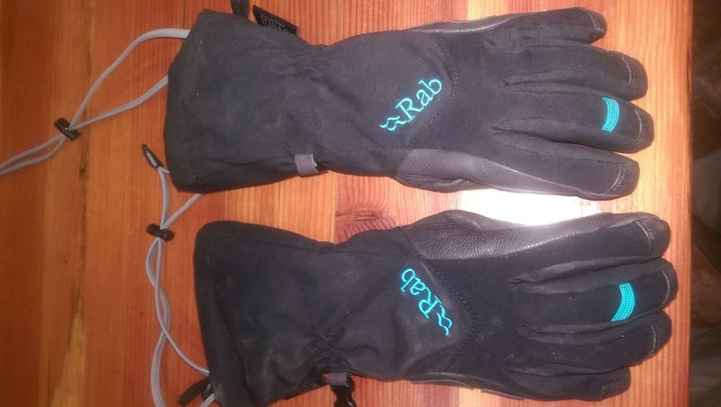 Women's Icefall Gauntlets