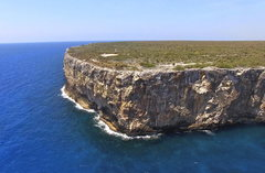 Rock Climbing Photo: The North East Point on Cayman Brac
