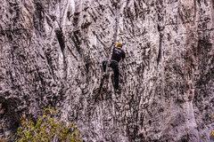 Rock Climbing Photo: Jonny on The Confluence.