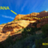 Location of Nirvana as seen from the main Boynton Canyon trail.