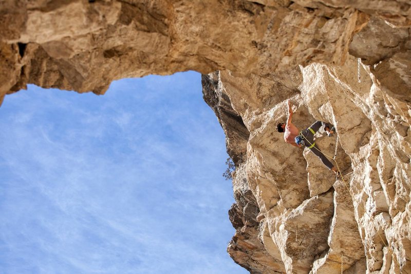 Chris crushing at Botany Bay!<br> <br> Photo by Laura &quot;The Explorer&quot; Heisinger