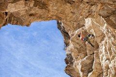 Rock Climbing Photo: Chris crushing at Botany Bay!  Photo by Laura &quo...