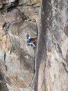 Rock Climbing Photo: Denmark kicks the tires and lights the fires on Me...