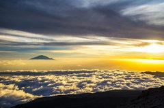Rock Climbing Photo: Leica Vario X shot - taken on Kilimanjaro