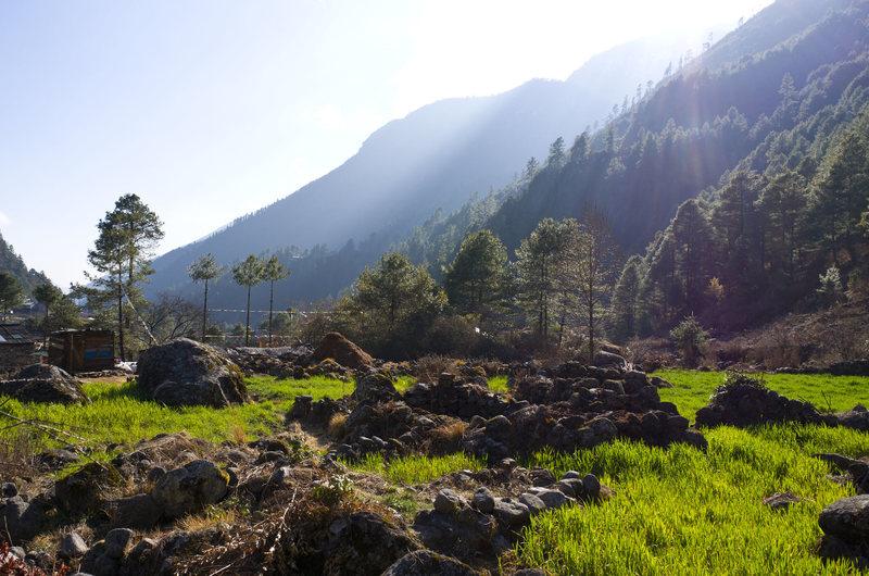 Leica Vario X shot - taken in Nepal