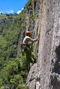 opening a new route/ santiango apoala