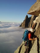 Rock Climbing Photo: Frendo Spur