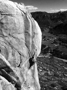 Rock Climbing Photo: Bodhisattva!!
