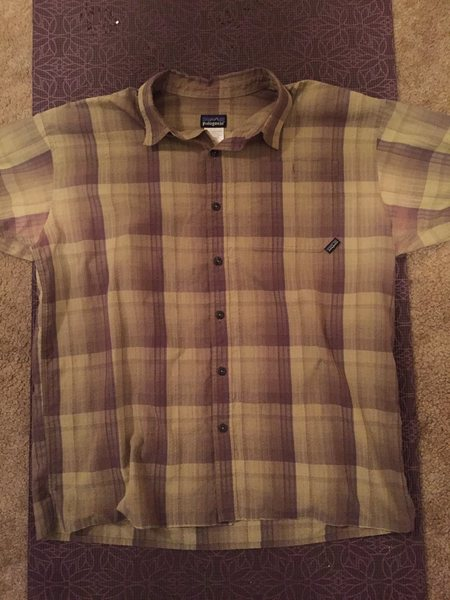Patagonia SS Button Up