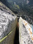 Rock Climbing Photo: FML