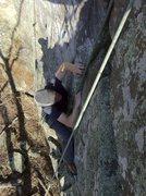 Rock Climbing Photo: Matt TRing