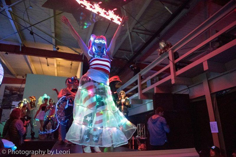 Glow Con San Francisco 2016