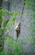 Rock Climbing Photo: Mystery Achievement