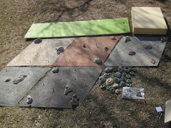 Climbing Wall Accessories <br />