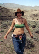 Rock Climbing Photo: Montana won't map itself!  I'm out in the ...