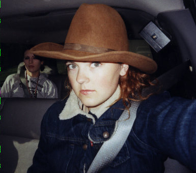 Let's go out on the town cowboys and cowgirls.