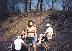 Rock Climbing Photo: Geology field trip!