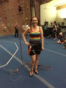 Rock Climbing Photo: Rainbow