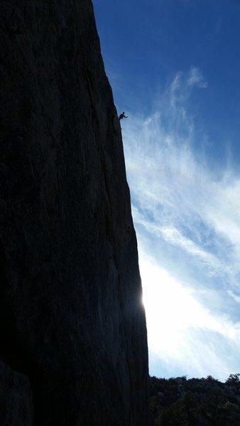 Really fun climb! Very adventurous