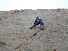Rock Climbing Photo: Hunting for Xenos.