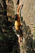 Rock Climbing Photo: Lichen or Not.