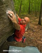 "Rock Climbing Photo: This photo was taken by David ""can you wear a..."
