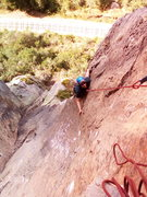 """Después de los 35"". Second pitch. 5.9"