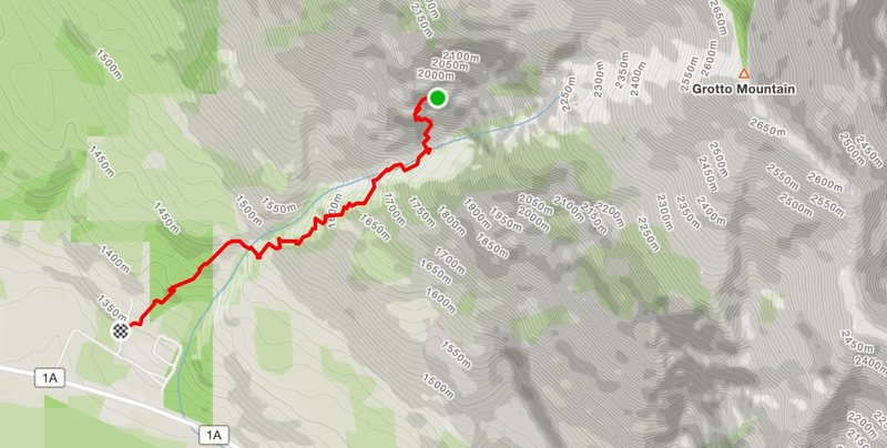 Echo Canyon Approach