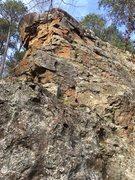 Rock Climbing Photo: Tres Hombres