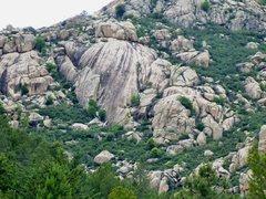 Rock Climbing Photo: Placa del Tranco