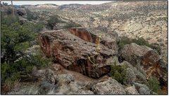 Rock Climbing Photo: Mickey Slip.