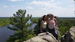 Rock Climbing Photo: Climbing at Neceedah!